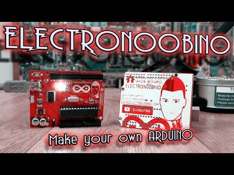 Electronoobino Board   How To Make Your Arduino UNO