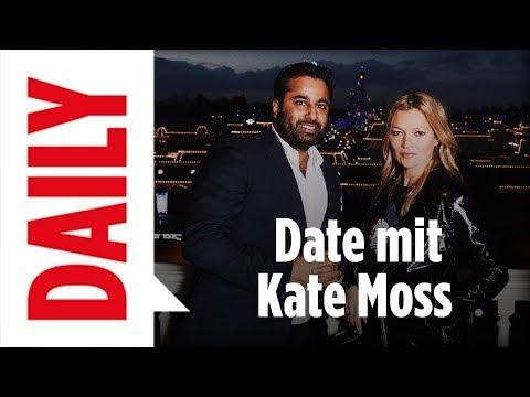 Date Mit Kate Moss - BILD Trifft Das Supermodel In Paris - BILD DAILY 14.12.17