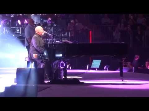 ''All For Leyna'' - Billy Joel - Madison Square Garden - N.Y.C., NY - March 9th, 2015