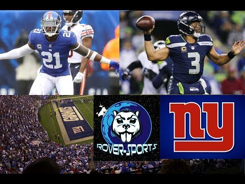 BREAKING NY GIANTS NEWS: Landon Collins out as a Giant, Russell Wilson to NY? ODB trade rumors