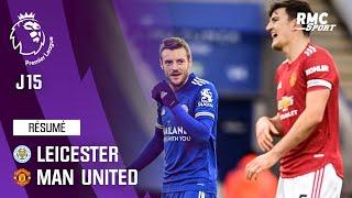 Résumé : Leicester 2-2 Manchester United - Premier League (J15)