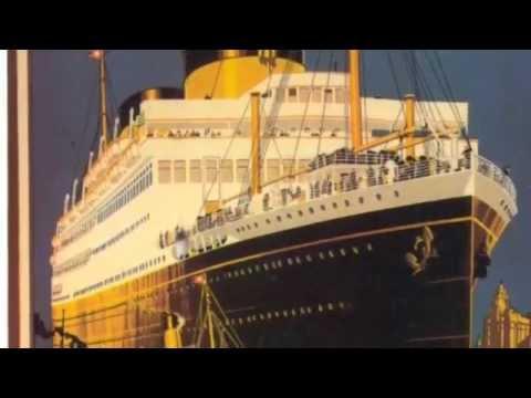 Mv Britannic The Last White Star Liner Youtube