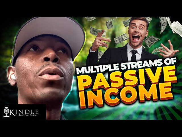 How to quickly create multiple streams of never ending passive income