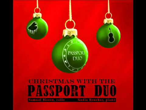 A Not-So Traditional Christmas Medley (Cameron Wilson) performed by Passport Duo