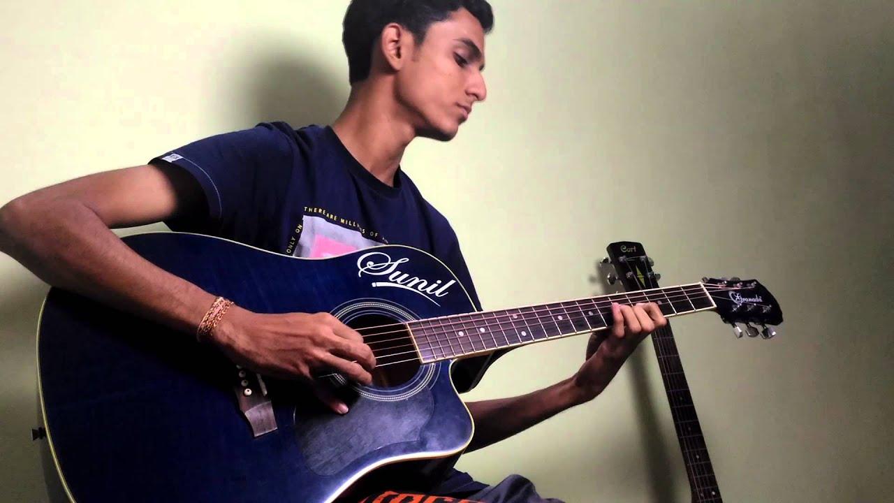 Tu Jaane Na Guitar Tabs Youtube