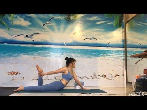 Yoga cho người mới bắt đầu bài tập tốt cho người bệnh tiểu đường cân bằng Isulin trong máu MBĐV010