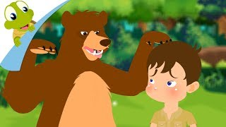 I met a Bear | Scouts Song | Songs for Kids