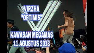 Virzha - Optimis   Live Manado