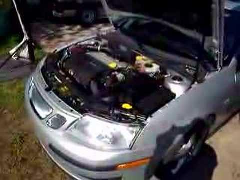 Saab 9-3 Turbo Sound
