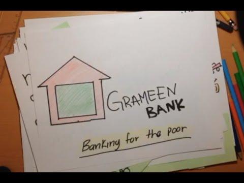 Grameen Bank Explanation