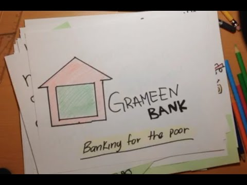 Grameen Bank Explanation