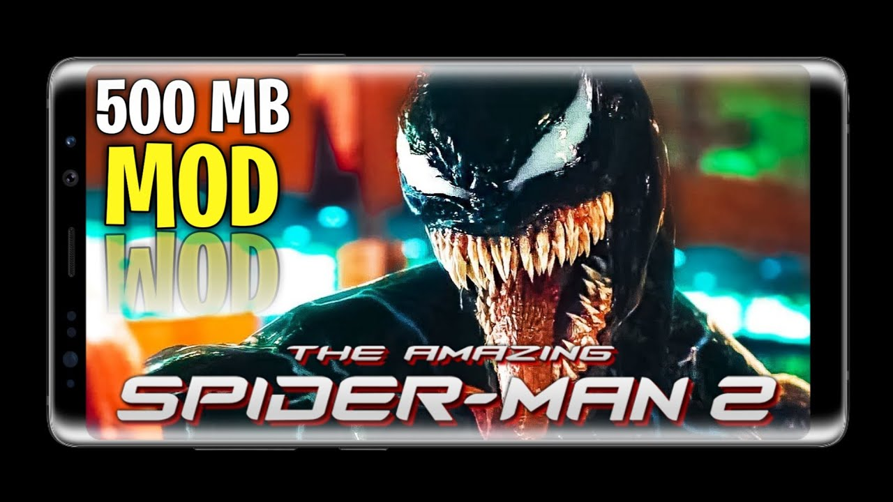 The Amazing Spider-Man 2 MOD Apk With Unlimited Money, Suits And Skills 2018 ||Amazing Spider Man 2