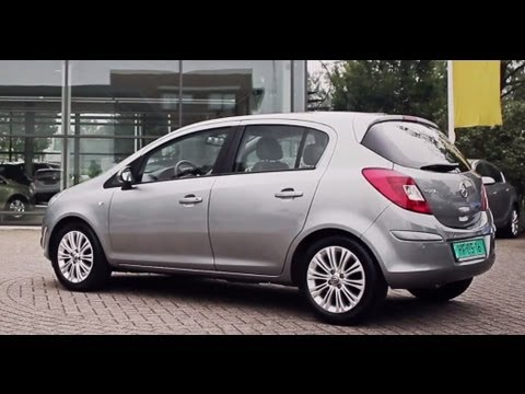 opel corsa d review youtube