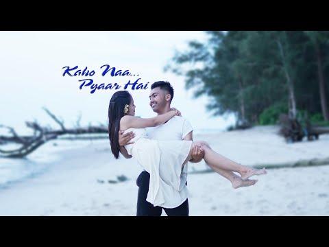 Kaho naa Pyaar Hai (MV cover) | PARODI INDIA | (versi Indonesia)