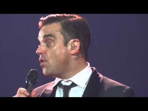 ROBBIE WILLIAMS - If I Only Had A Brain - Oslo 13/05/2014