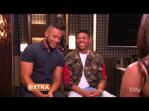 Trai Byers Andre Lyon  2015 & EXTRA  EMPIRE TV SERIES
