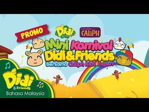 Promo   Mini Karnival Didi & Friends Alor Setar, Kedah