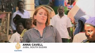 S Sudan currency crisis slowing business