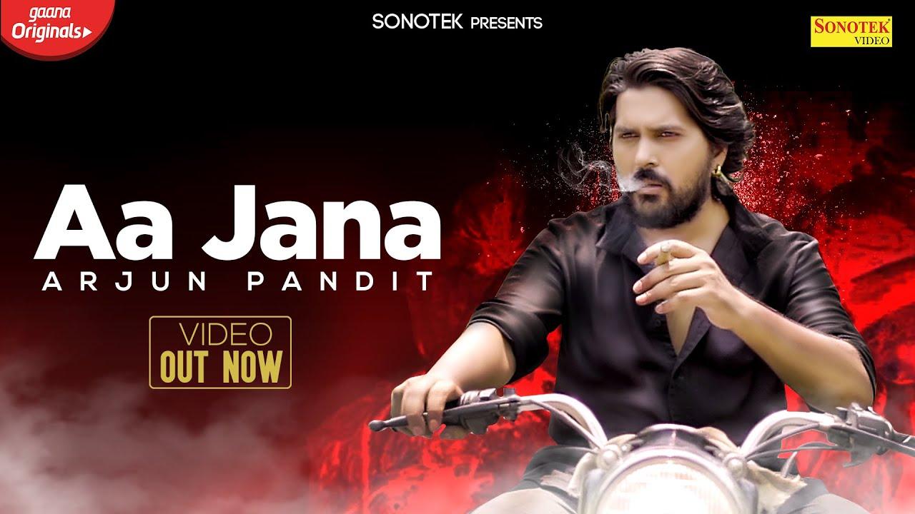 Aa Jana | Arjun Pandit, Myra Singh Rajput | Latest Bollywood Song 2020 | Sonotek Music