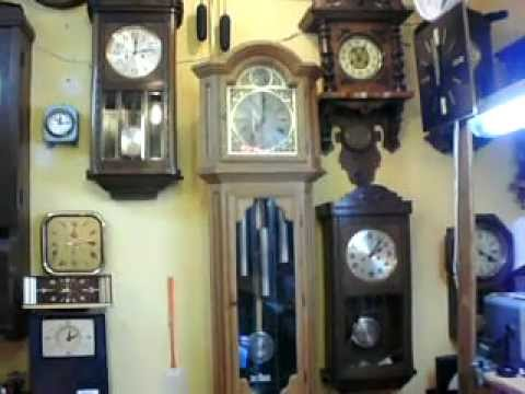 standuhr hermle kensington 4 4 westminster funnycat tv. Black Bedroom Furniture Sets. Home Design Ideas
