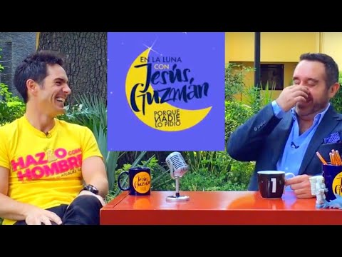 Mauricio Ochmann está En La Luna Con Jesús Guzmán