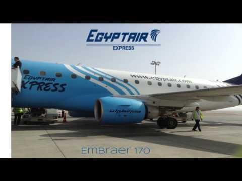 Egyptair express Cairo CAI - Luxor LUX