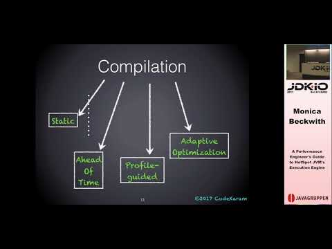 JDK IO 2017 - Monica Beckwith - A Performance Engineer's Guide to HotSpot JVM's Execution Engine