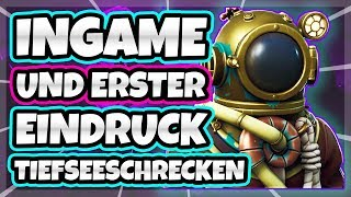 New Fortnite Skin TIEFSEESCHRECKEN in the game | Watch the video before you buy it | NULLPROBLAMA