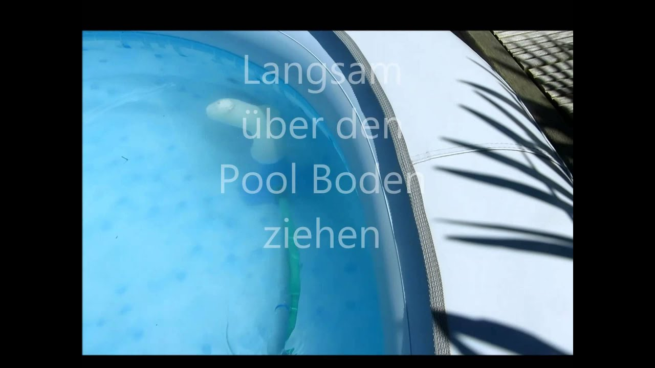 Pool Bodensauger Im Test Poolsauger Test