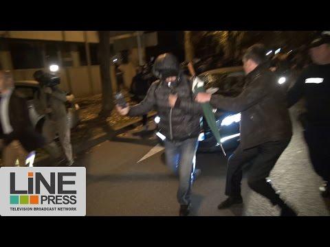 Directeur Police Nationale pris à partie par des policiers / Evry (91) - France 19 octobre 2016