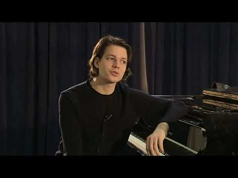Robert Schumann  David Fray   Encore & Interview