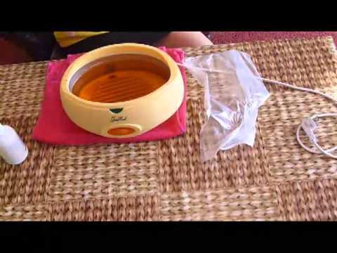 Как делать парафиновые ванночки для рук в домашних условиях