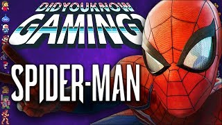 Spider-Man Games - Did You Know Gaming? Feat. Matt McMuscles