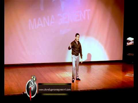 Stand Up Management - Cesar Suarez - Minutos finales