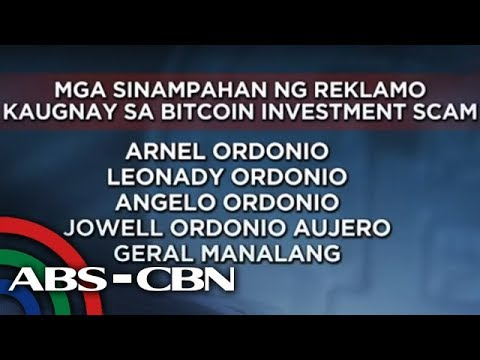 TV Patrol: Lider ng umano'y bitcoin investment scam, arestado