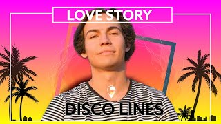 Disco Lines - Love Story [Lyric Video]