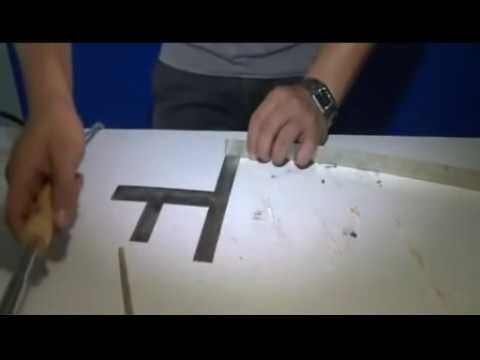 how to make an application letter in a metal fabrication