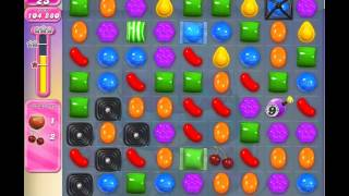 Candy Crush Level 205 - Candy Crush Saga Level 205 - No Boosters