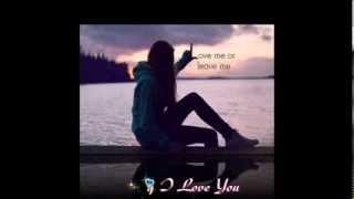 Sorry I Love You - Mai Tròn [Kara lyric]