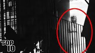 top 10 scariest ghost sightings caught on camera