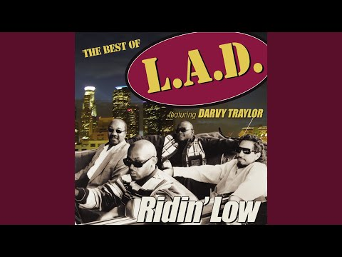Ridin' Low (feat. Darvy Traylor)