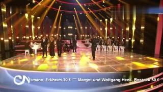 Andrea Berg, David Garrett & Roland Kaiser - Udo Jürgens-Medley 2016