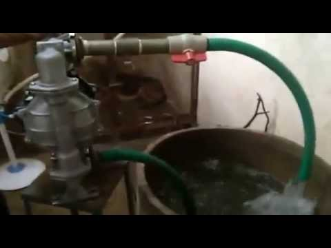 Air operated double diaphragm pumpaeron pumps youtube ccuart Gallery