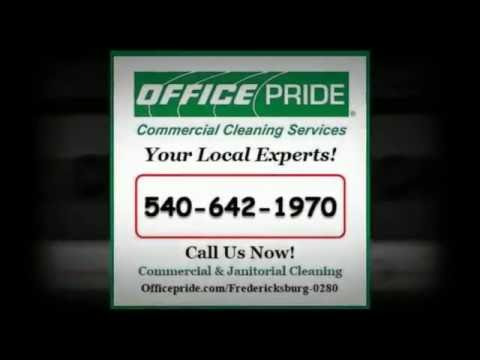 High Quality Commercial Cleaning Service Fredericksburg, VA