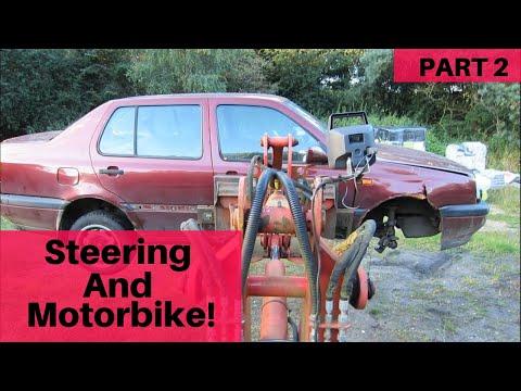 Piranha Buggy @ SICK Project Part 2: Steering & Motorbike! by Piranha Buggy  @ SICK Project!