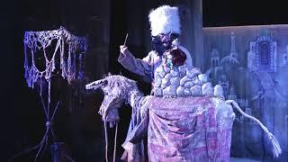 Спектакль «Алибаба и 40 разбойников» театра кукол им. С. Образцова