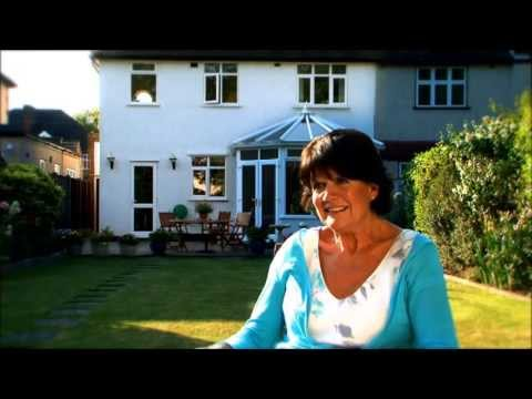 Bless This House star Sally Geeson s her new Anglian windows