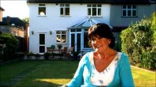 Bless This House star Sally Geeson reviews her new Anglian windows