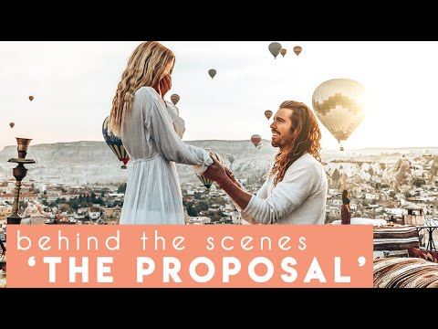 THE PROPOSAL - We Made a Secret Video Without Her Knowing