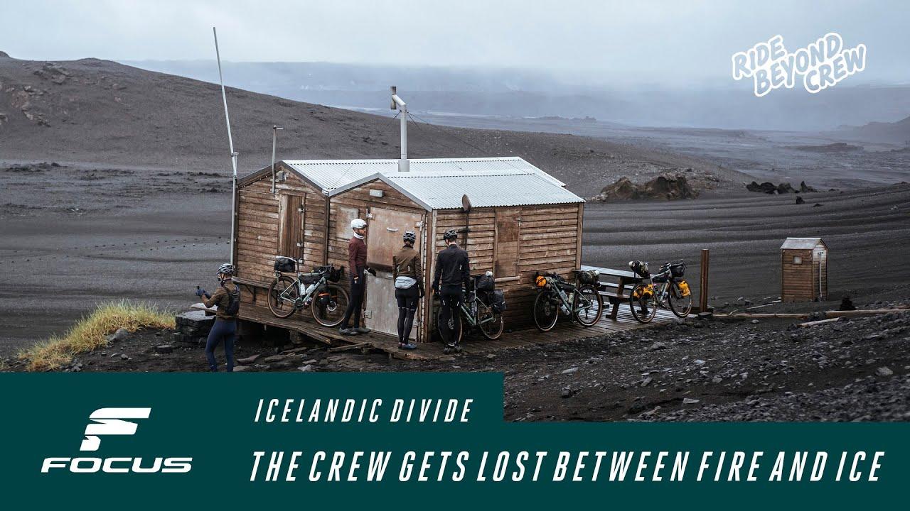 Gravel bike Adventure in Iceland